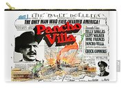Poster Telly Savalos Pancho Villa In Pancho Villa 1972-2013 Carry-all Pouch