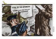 Poster Women Recruit Carry-all Pouch