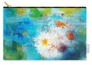 Pot Of Daisies 02 - J3327100-bl1t22a Carry-all Pouch