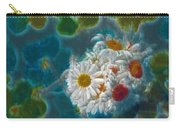 Pot Of Daisies 02 - S11bl01 Carry-all Pouch
