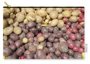 Potato Variety Display Carry-all Pouch