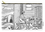 Potter, 1659 Carry-all Pouch