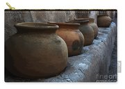 Pottery Mission San Jose De Tumacacori Carry-all Pouch