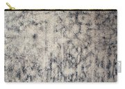 Pousette Dart's White Garden And Sky Carry-all Pouch