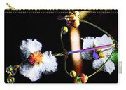 Powder Flower Carry-all Pouch