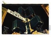 Powell Street Carry-all Pouch