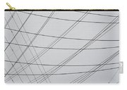 Power Lines Fill The Sky Carry-all Pouch