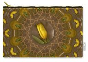 Power To The Tulips Pop Art Carry-all Pouch