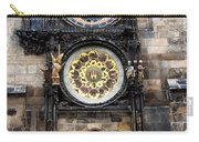 Prague Astronomical Clock Carry-all Pouch