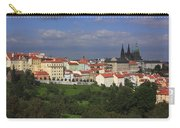 Prague Czech Republic Carry-all Pouch