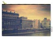 Prague Days Carry-all Pouch