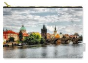 Prague Panorame Carry-all Pouch