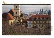 Prague View From The Gardens Carry-all Pouch