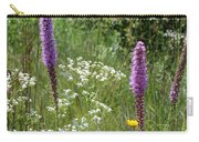 Prairie Blossoms Carry-all Pouch
