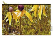 Prairie Coneflowers In Pipestone National Monument-minnesota  Carry-all Pouch