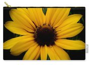Prairie Coreopsis Carry-all Pouch