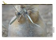 Prairie Dog Food Carry-all Pouch