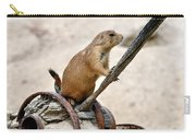 Prairie Dog Pose Carry-all Pouch