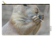 Prairie Dog Treat Carry-all Pouch