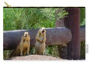 Prairie Dogs In Bryce Carry-all Pouch