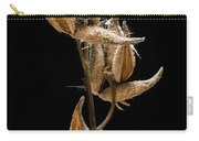 Prairie Milkweed Carry-all Pouch