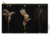 Prairie Plant Still Life Carry-all Pouch