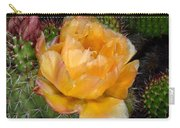Prairie Rose II Carry-all Pouch