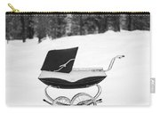 Pram In The Snow Carry-all Pouch