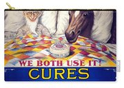 Pratts Healing Ointment Carry-all Pouch
