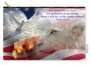 Pray For Our Nation Carry-all Pouch