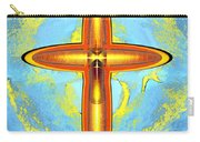 Prayer Cross For Brenda Lee Hager Morgan 8 Carry-all Pouch