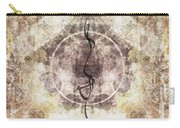Prayer Flag 26 Carry-all Pouch by Carol Leigh