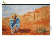 Prayer For Earth Mother Carry-all Pouch