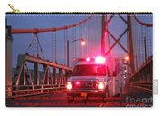 Prayer For Emergency Health Care First Responders Carry-all Pouch