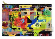 Prayer To Be Saved From The Lust Of Money 3a Carry-all Pouch