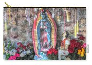 Prayers To Our Lady Of Guadalupe Carry-all Pouch