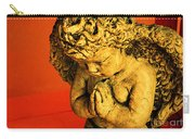 Praying Angel Carry-all Pouch by Susanne Van Hulst