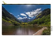 Pre Dawn At Maroon Bells Carry-all Pouch