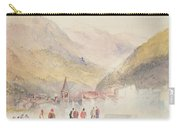 Pre St Didier, 1836 Carry-all Pouch