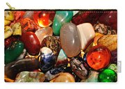 Precious Stones Carry-all Pouch by Frozen in Time Fine Art Photography
