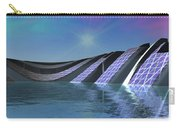 Precious Water Alien Landscape Carry-all Pouch