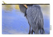 Preening By The Pond Carry-all Pouch