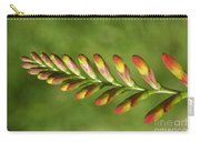 Prehistoric Flower Carry-all Pouch