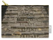 Prepare Repent Believe Carry-all Pouch