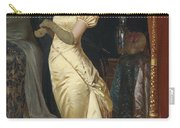 Preparing For The Ball Carry-all Pouch by Frederick Soulacroix