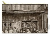 Preservation Hall Sepia Carry-all Pouch