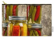 Preserved Peppers Carry-all Pouch