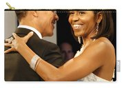 President And Michelle Obama Carry-all Pouch by Official Government Photograph