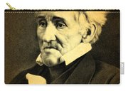 President Andrew Jackson Portrait And Signature Carry-all Pouch by Design Turnpike
