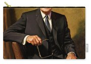 President Dwight D. Eisenhower By J. Anthony Wills Carry-all Pouch